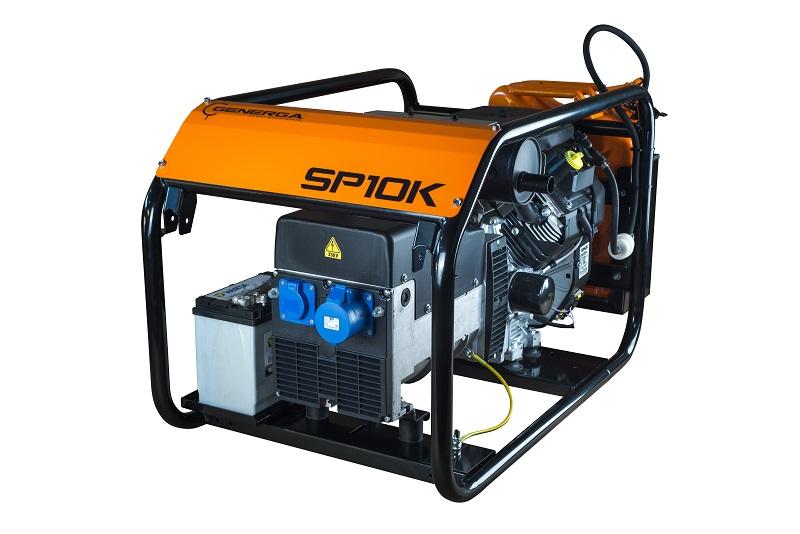 Petrol power generator SP10K