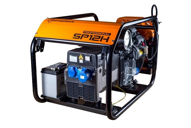 Petrol power generator SP12H
