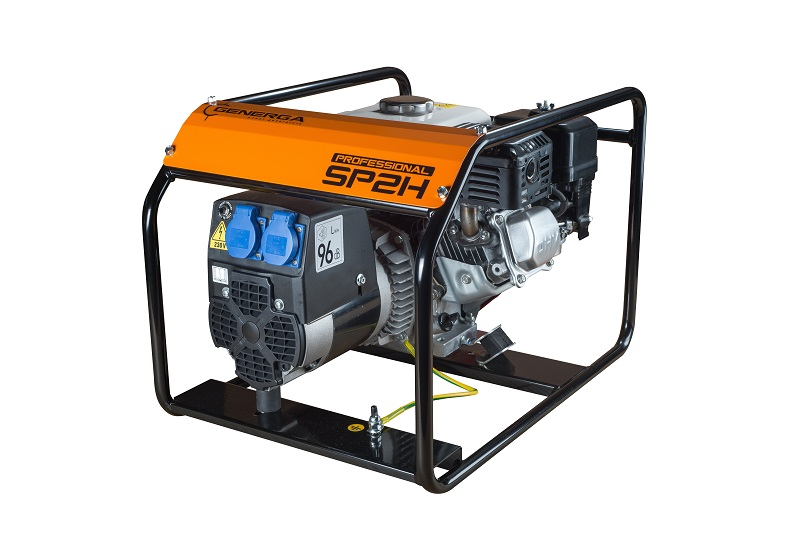 Petrol power generator SP2H