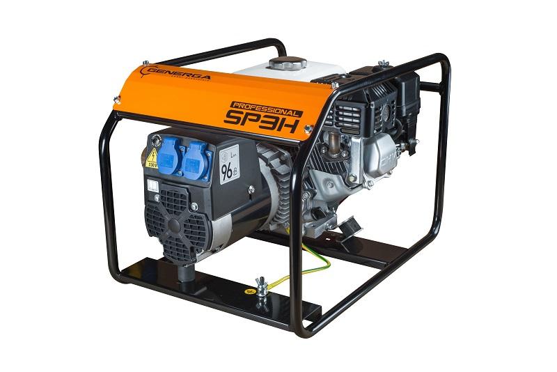 Petrol power generator SP3H