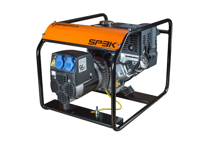 Petrol power generator SP3K