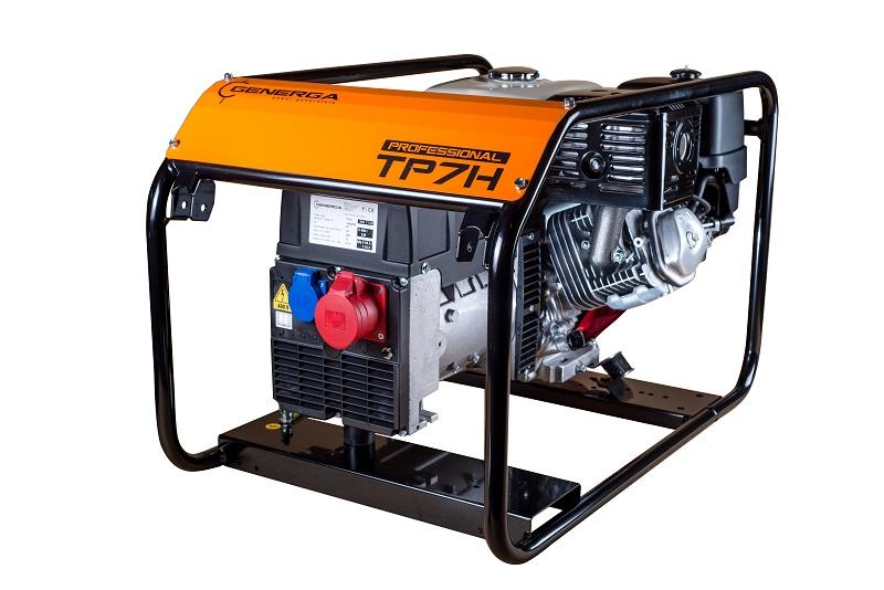 Petrol power generator TP7H