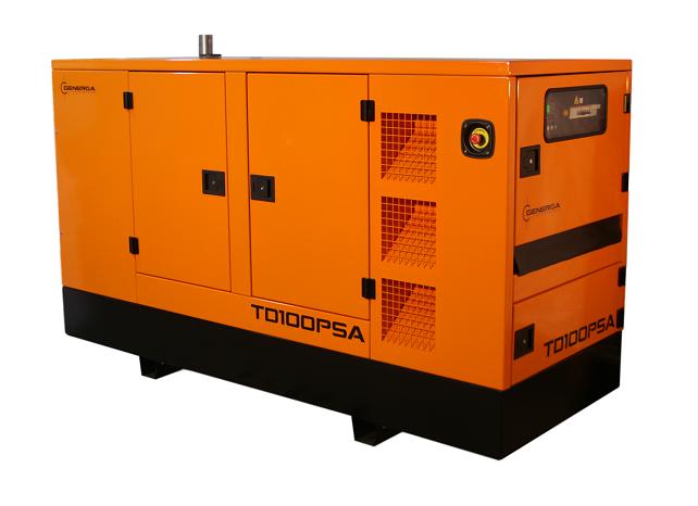 Diesel power generator TD100PSA