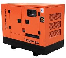 Diesel power generator TD10PSA