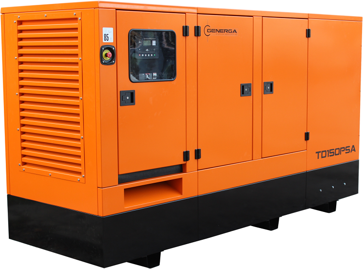 Diesel power generator TD150PSA