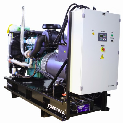 Diesel power generator TD300VA