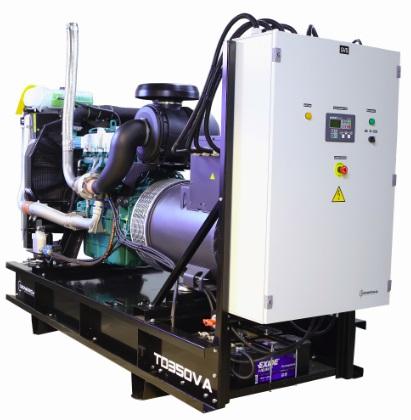 Diesel power generator TD370VA