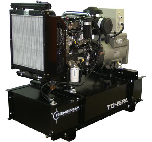 Diesel power generator TD45PA