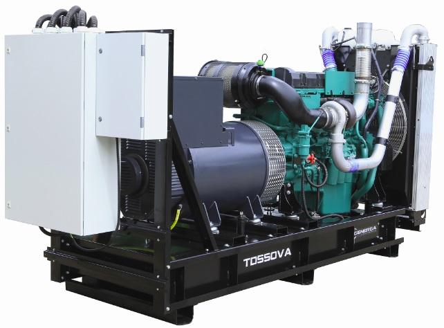 Diesel power generator TD570VA