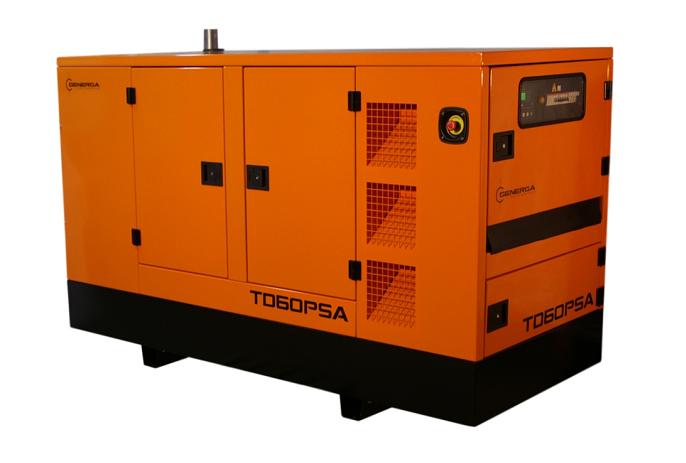 Diesel power generator TD60PSA