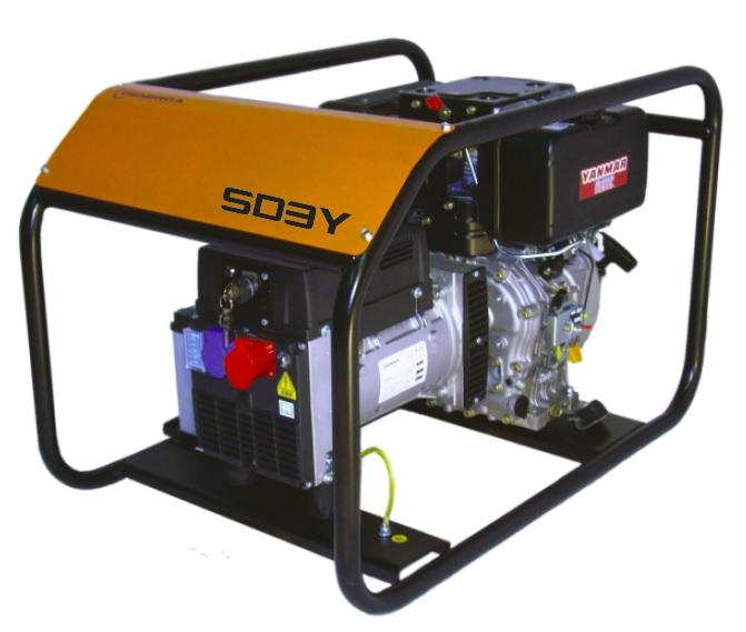 Diesel power generator SD3Y